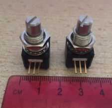 Precisiion variable resistor by Spectrol 149-SXG40S103SP 10k   Pack of 2   Z243