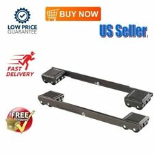 Appliance Dolly Roller Heavy Furniture Lifting Moving Aid Wheels Mover 2 Pcs NEW