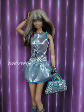 FASHION FEVER Foil Glam Outfit and Accessories