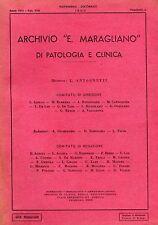 ARCHIVIO E. MARAGLIANO DI PATOLOGIA E CLINICA NOV - DIC 1953 VIII Fasc. 6