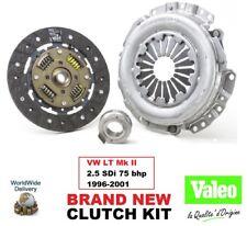 VALEO Kupplungssatz für VW LT MK II 2.5 SDI 75 BHP 1996-2001 3 tlg 240mm D 26