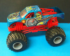 OBSESSED Hot Wheels MONSTER JAM 1/24 Big One damaged please read