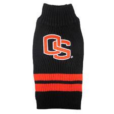 Oregon St. Beavers NCAA Pets First Dog Pet Acrylic Winter Sweater Sizes XS-L