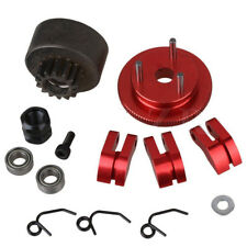 1/8 Rc Car Nitro Engine Flywheel & Clutch for Sh O.S. Novarossi Picco Hpi Lrp
