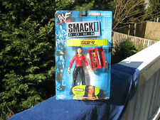 WWE WWF Smackdown Stephanie McMahon Helmsley Action Figure~New