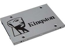 "Kingston 240G SSDNow UV400 2.5"" SATA III 6 Gb/s 550mb/s 240GB SSD SUV400S37/240G"