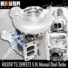 HX35W 3599373 Turbo charger fits 96-98 Dodge 2500/3500 Truck 6BT 5.9L Manual T3