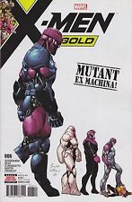 X-MEN GOLD (2017) #6 New Bagged