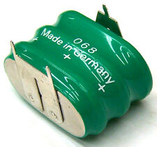 Exact replacement 3.6 volt battery for AMS DMX 15-80S or RMX16 DMX 23 board AT
