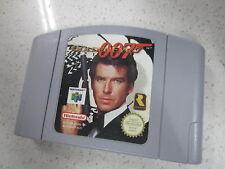 007 Goldeneye Nintendo N64 PAL