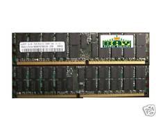 4GB (2X2GB) DDR2-667 PC2-5300 ECC Register Samsung