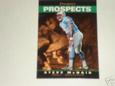 1995 UPPER DECK SP STEVE MCNAIR Rookie Card