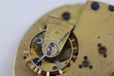 Sale - Antique Keyless Pocket Watch Movement, 20132, Chronograph, Spare Parts,