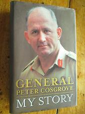 General Peter Cosgrove SIGNED My Story Now Australian Governor General + Bonus