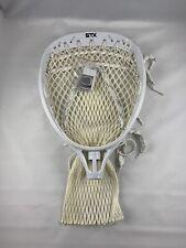 Fiddle Stick Stx Mini Goalie Head 12.5 X 9.5 With Tag