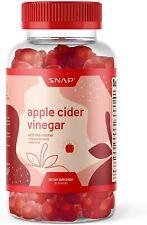 Apple Cider Vinegar Gummies, Appetite Suppressant, Weight Loss, Detox - 60 Gummy