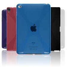 Schutzhüllen für Tablets in X-Style Cover Case Tasche Bumper Etui + Schutzfolien