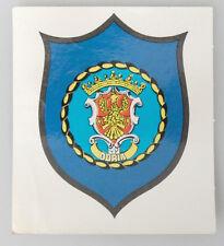 PRL) MARINA MILITARE NAVE DORIA INCROCIATORE LANCIAMISSILI STICKER 1980 NAVY
