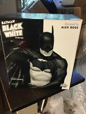 DC Comics Batman Black & White Alex Ross Statue 257/6000
