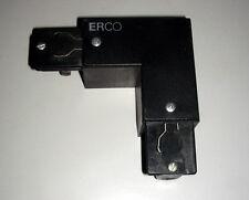 Erco Eckverbinder79327 3-Phasenschiene in Schwarz SL Außen