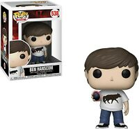 Ben Hanscom Figura Colección 10cm It Movie Stephen King Original Pop 538 FUNKO