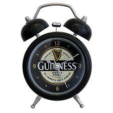 Sveglia  Guinness diametro 8cm con luce a batteria