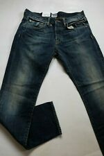 JEANS EDWIN HOMME ED 55 RELAXED (Dark Blue Blurred Wash)   W32 L32