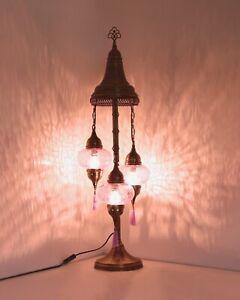 NEW Amazing Floor Lamp, Turkish Cracked Color floor lamp morocco lamp
