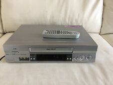 JVC hr-s5950 S-VHS-Video Recorder Incl. FB, 2 ANNI GARANZIA