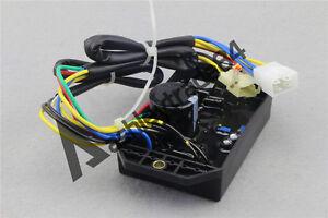 Voltage Regulator For KIPOR Single Phase Diesel Generator 5KW AVR KI-DAVR-50S