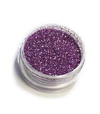Diamond Pink Purple Sparkle Eye Shadow Glitter Body Face Nail Party Make-Up