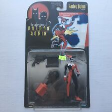 """The Adventures Of Batman and Robin """"HARLEY QUINN"""" Action Figure Sealed NIP"""