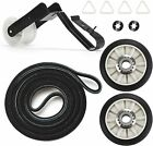 4392065 341241 349241T 691366 Dryer Repair Kit Includes for whirlpool kenmore  photo