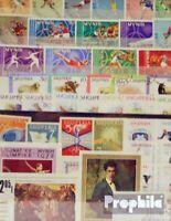 Albanien 150 verschiedene Sondermarken