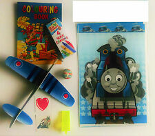 Thomas the Tank Engine Party Loot Bag Pre Filled Favours Fillers Unisex