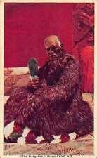 Maori Chief New Zealand Rangatira Antique Postcard J46005