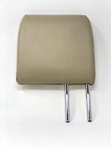 Lexus GX470 THIRD Row MIDDLE Tan Ivory Head Rest 3RD Center Headrest 2003-2009