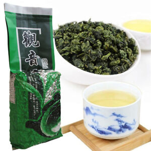 250g Organic Tikuanyin Green Tea Anxi Tie Guan Yin Oolong Tea Herb Healthy Drink