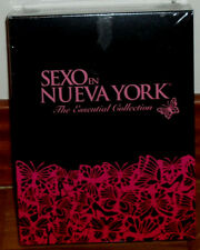SEX IN NEW YORK COLLECTION COMPLETE 18 DVD NEW SEALED (UNOPENED) R2