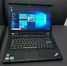 Lenovo Thinkpad T420 Core i5 2.50GHz 6GB RAM 320GB Windows 10 BUSINESS LAPTOP