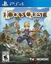 Lock's Quest (Sony PlayStation 4, 2017)
