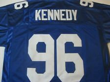 CORTEZ KENNEDY HOF SEATTLE SEAHAWKS THROWBACK JERSEY SIZE 48 MEDIUM
