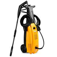 High Pressure Power Washer Water Spray Gun Nozzle Machine Attachment Long Hose