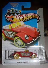 2012 Hot Wheels - VOLKSWAGON BEETLE VW DIECAST CAR 1:64 SCALE