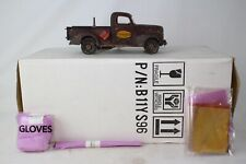 FRANKLIN MINT 1940 FORD PICKUP TRUCK, CLEMENT'S AUTO SALVAGE, 1:16 SCALE, BOXED