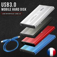 Disque Dur Externe 2.5 USB3.0 de 1 To Disque Dur Mobile à Semi-Conducteurs SATA