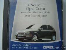 JEAN MICHEL JARRE THE ESSENTIAL PROMO CD CORSA SLEEVE