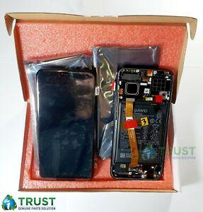 GENUINE HUAWEI HONOR 10 BLUE LCD SCREEN SERVICE PACK 02351XBP