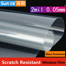 Safety Window Film Glass UV Protection security Film Anti Shatter width 70cm