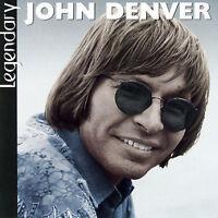 JOHN DENVER - Legendary John Denver (3cd) - 3 CD Box Set Import Australia